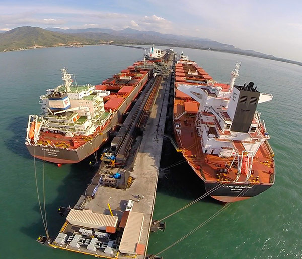Direct Ship Loading System