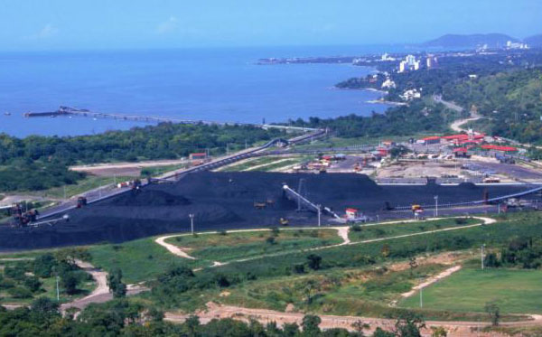 Colombia Port